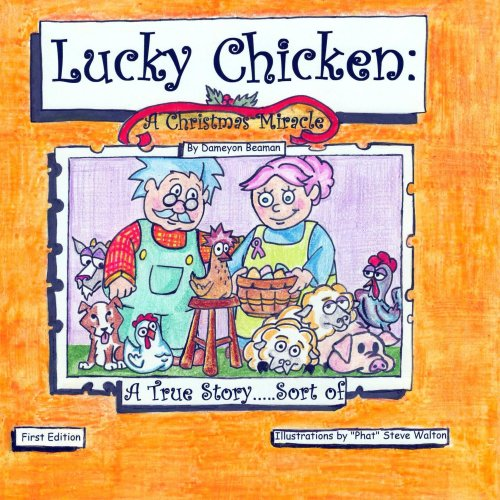 lucky-chicken-a-christmas-miracle-english-edition
