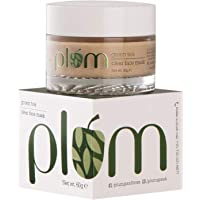 Plum Green Tea Clear Face Mask (60gm), For Oily & Acne Prone Skin, Vegan Skin Care
