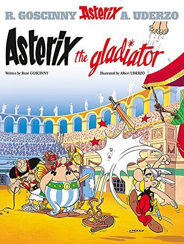 Asterix The Gladiator: Album 4
