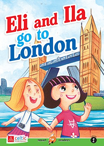 ELI AND ILA GO TO LONDON + CD AUDIO