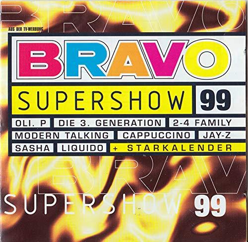 BRAVO Best of 1999 (Doppel-CD, 40 Hits, incl. Das Glockenspiel, Party Mix 1 Von uns für euch, Too Much Rain, DJ Bobo Mega Mix etc.) Glockenspiel Music Box