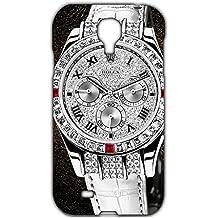 Estilo CALIENTE Ralph Lauren deportivos reloj personalizado plástico delgado personnalisée 3D funda L6M057 para Samsung Galaxy S4, compatible con Samsung Galaxy S4, color multicolor