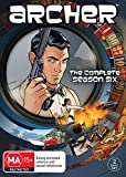 Archer: The Complete Season Six [USA] [DVD]