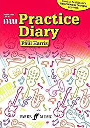 Musicians' Union Practice Diary by Paul Harris (2013-08-23)