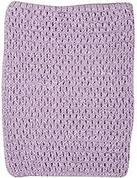 Funky Baby TuTu Crochet Tube Top Lavender TOPCRONOLINLAV-6