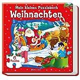 Mein kleines Puzzlebuch Weihnachten