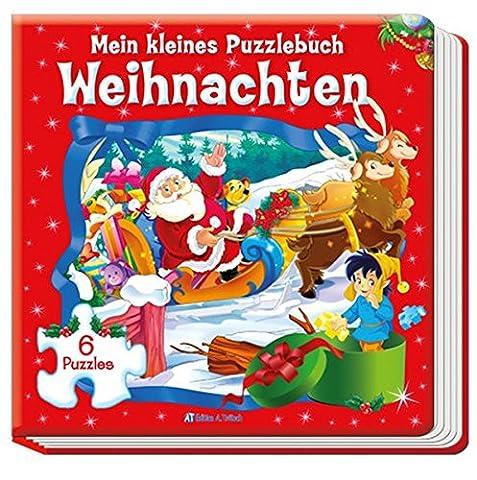 Mein kleines Puzzlebuch Weihnachten (Usa Zu Weihnachten)