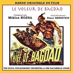 Le voleur de Bagdad (The Thief of Bagdad) - Bande Originale du Film - BOF / OST
