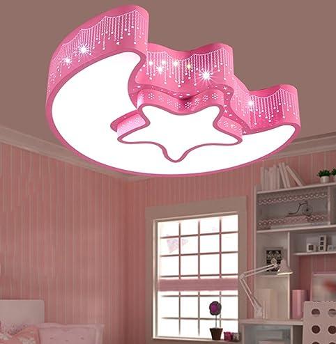 Deckenleuchten, Kinderzimmer Lichter Schlafzimmer Lichter LED Deckenleuchte  Einfache Moderne Mädchen Junge Creative Zimmer Fernbedienung Lampen 46 * 35  ...