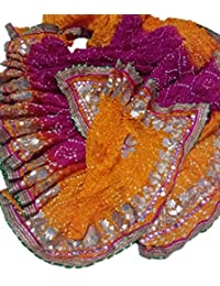 NS Creation Women's Art Silk Saree With Blouse Piece (Ns-N021)
