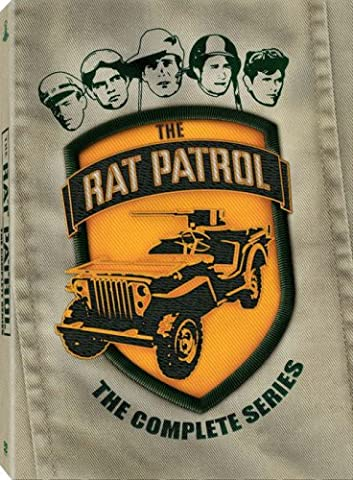 Rat Patrol: Complete Series [Import USA Zone 1]