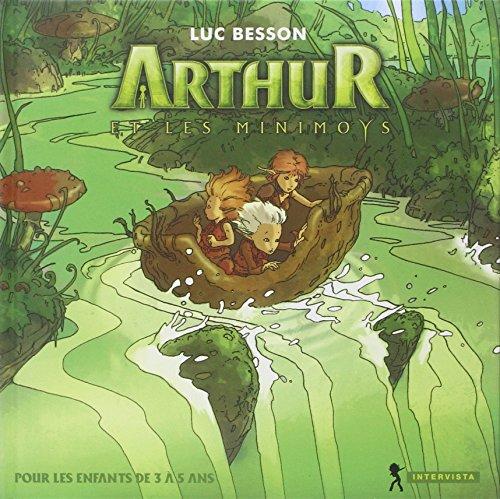 Arthur et les Minimoys - Album 3/5 ans