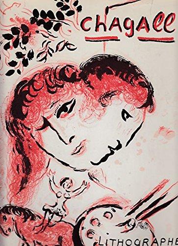 Chagall Lithograph (Chagall Lithograph 1962 - 1968 (Lithographe III).)