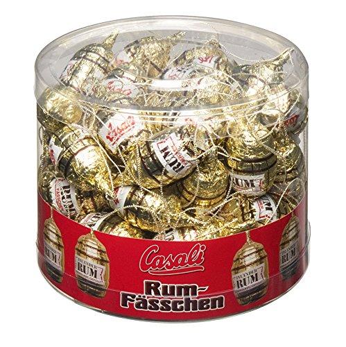 Preisvergleich Produktbild Casali - Rum-Fässchen Weihnachtsbaum-Behang - 600g