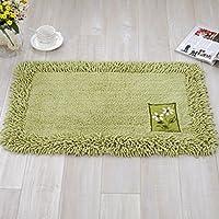 GFYWZ Della famiglia tappetini tappetini antiscivolo cucina stuoie pratunam pad , green , 60*90cm