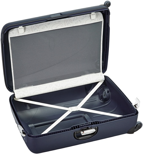 Samsonite Suitcase Termo Young Spinner 78/29 78 cm 88 L Blue (Dark Blue) 53395 - 5