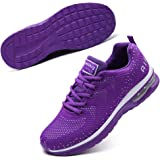Maichal Trainers Womens Running Shoes Ladies Air Cushion Lightweight Mesh Breathable Tennis Gym Sneakers