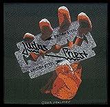 Judas Priest British steel Patch Standard