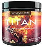 Chaos&Pain Titan Hardcore Pre-Workout Booster Trainingsbooster Bodybuilding 375g 25 Portionen (Bombsicle)