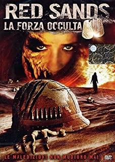 Red Sands - La Forza Occulta by shane west