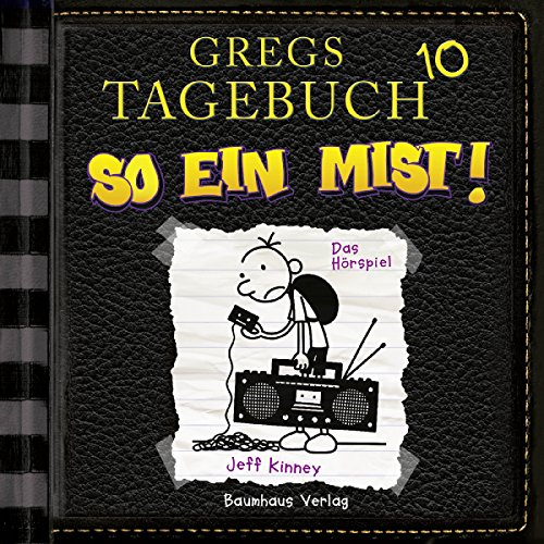 So ein Mist! (Gregs Tagebuch 10) (Mist-audio)
