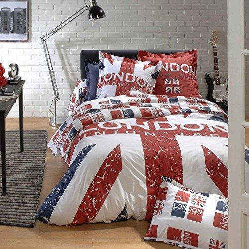 Parure de lit 200x200 cm - LONDON Union Jack