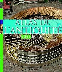 Atlas de l'Antiquité [GEO Jeunesse]