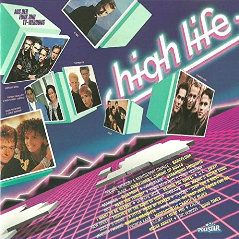 Special Hits from the 80s (Compilation CD, 20 Tracks)