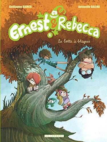 Ernest & Rebecca - tome 6 - La boîte à blagues par Bianco