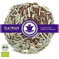 "N° 1353: Tè rosso Rooibos biologique in foglie""Citronella"" - 500 g - GAIWAN GERMANY - tè in foglie, tè bio, rooibos, citronella, arancia, lime, limone"
