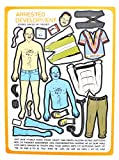 Arrested Development Tobias Dress Up Magnet Set