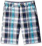 Nautica Kids Boys' Shorts (N865110Q473_Blue spell_17 - 18 years)