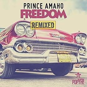 Prince Amaho-Freedom