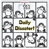 Soehnle 63834 Digitale Personenwaage Sheepworld Daily Disaster
