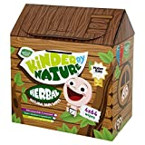 Jackson Reece Kinder by Nature Treehouse Herbal Baby Wipes - Pack of 4, 100% Biodegradable & Plastic Free