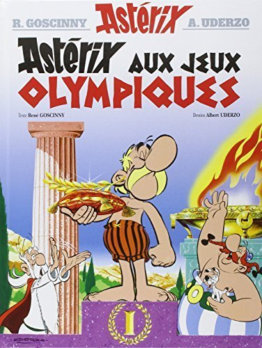 Astrix - Astrix aux jeux olympiques - n12 (Asterix) (French Edition) by Ren Goscinny, Albert Urdezo (2005) Hardcover