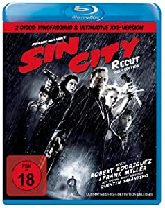 Sin City - Recut XXL Edition [Blu-ray]