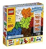 Lego Steine & Co. - Bausteine 6177 + Lego Steine & Co. - Graue Bauplatte (48x48 cm)