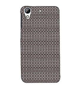 Fuson Designer Back Case Cover for HTC Desire 628 :: HTC Desire 628 Dual Sim (Black designer theme)