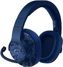 Logitech G433 Kabelgebundene Gaming Kopfhörer (7.1 Surround Sound, für PC, Xbox One, PS4, Switch, Mobiltelefon) camo