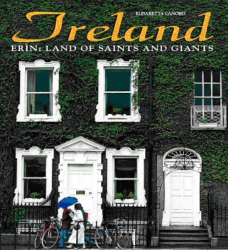Ireland land of saints and giants. Ediz. illustrata: Erin: Land of Saints and Giants (Il vagabondo) por Elisabetta Canoro