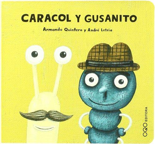 Caracol y Gusanito (NANOQOS) por Armando Quintero Laplume