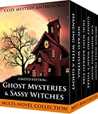 Cozy Mystery Anthology: Ghost Mysteries & Sassy Witches: Multi-Novel Collection