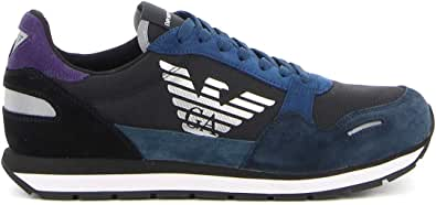 Emporio Armani Sneakers Uomo Multicolor (39)
