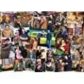 Falcon de Luxe - Only Fools and Horses Jigsaw Puzzle (1000…