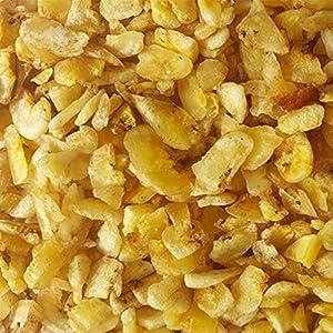 1 kg Bananenchips ungesüßt Futter für Nager Pferde Leckerli Reptilien Vögel Leckerli