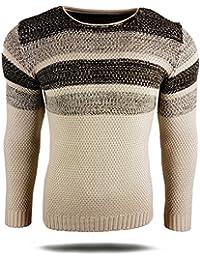 79871ffc824f Suchergebnis auf Amazon.de für  gestreifter pullover herren  Bekleidung