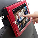 Snugg iPad 1 / 2 / 3 / 4 Car Headrest Mount Holder - Combines with Snugg iPad 1 / 2 / 3 / 4 Leather Case