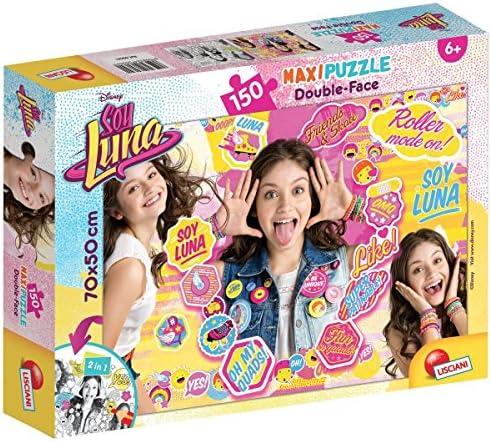 Lisciani Jeux 60641 – Puzzle DF DF DF Supermaxi 150 Soy Lune Roller Mode on   Dans Plusieurs Styles  608912