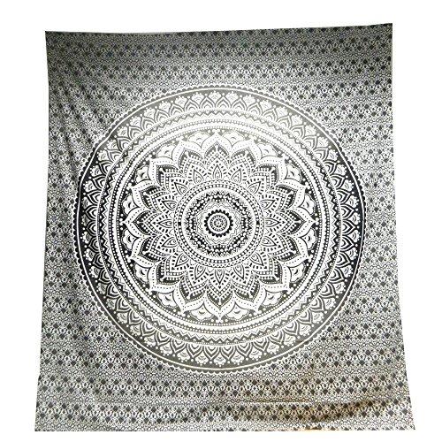 copriletto-mandala-fiore-230x210cm-bianco-nero-coperta-indiana